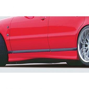 Rieger side skirt Audi A4 (B5)