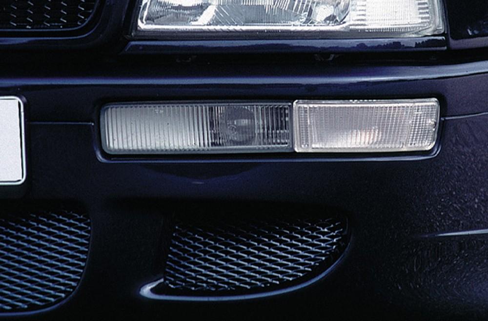 Audi front indicators, white Audi 80 Type 89
