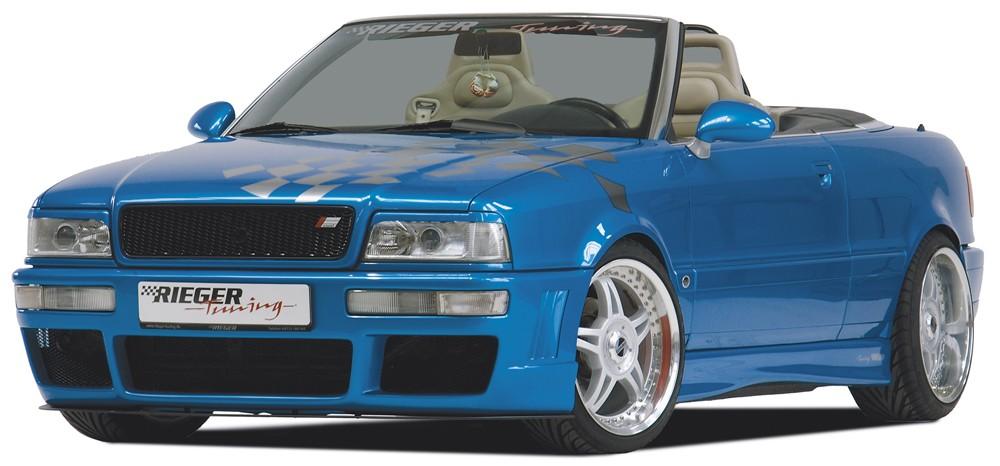 Rieger front bumper   Audi 80 Type 89