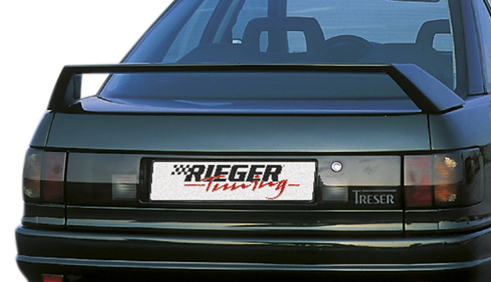Rieger rear wing Audi 80 Type 89
