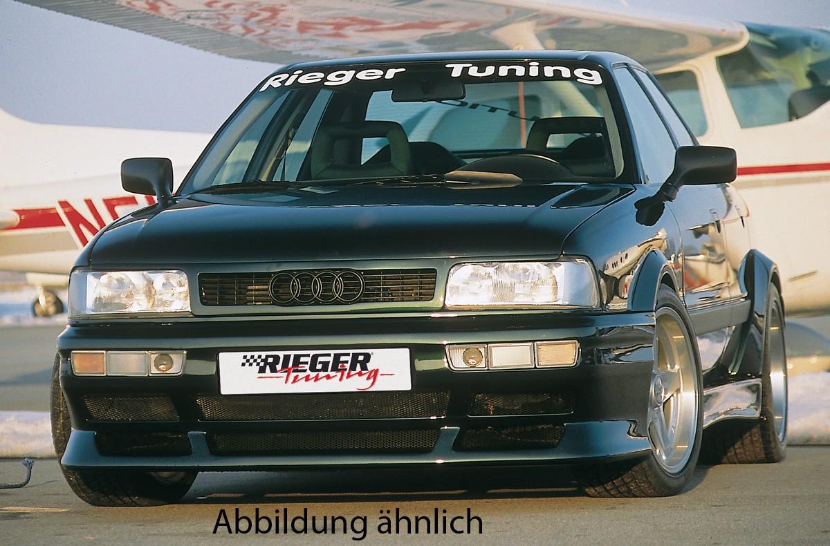 Rieger splitter Audi 80 Type 89